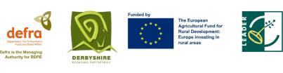 With Support from Defra